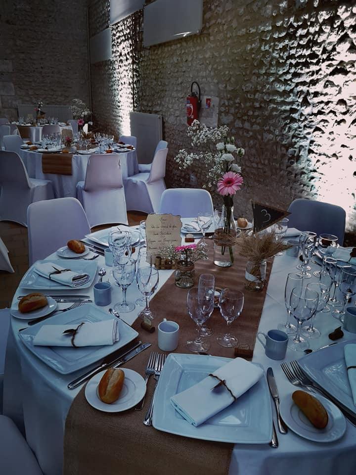 Mariage Salle des Alambics Barbezieux
